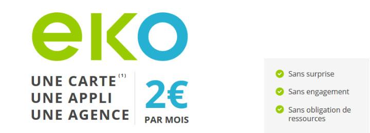 Avis 2020 concret sur la banque en ligne EKO BY CA